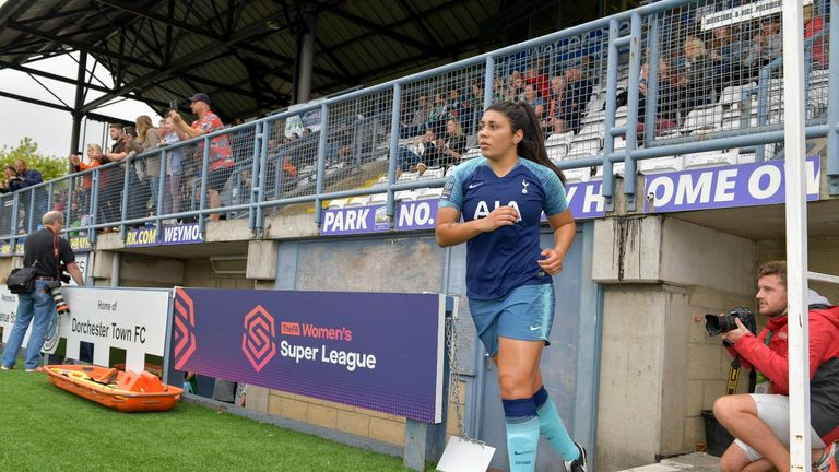 'Racism' aimed at Tottenham Ladies' Renee Hector probed by FA