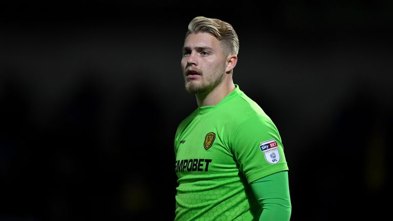 Connor Ripley went on a series of loan stints including at Burton Albion, Bury and Accrington Stanley before joining Preston
