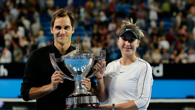 Roger Federer and Belinda Bencic win Hopman Cup in Perth | Tennis News |