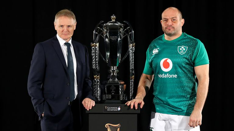 Can Joe Schmidt and Rory Best lead Ireland to a first ever consecutive Grand Slam?