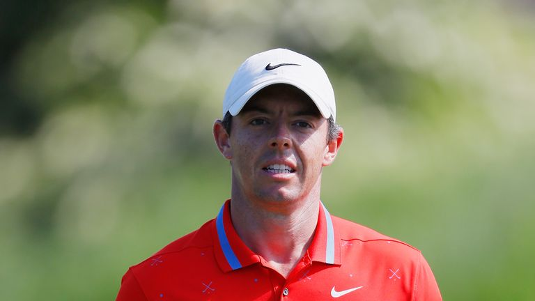 McIlroy is making his debut in Hawaii