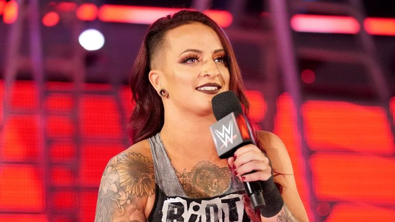 Ruby Riott improved steadily on the mic and in the ring through 2018