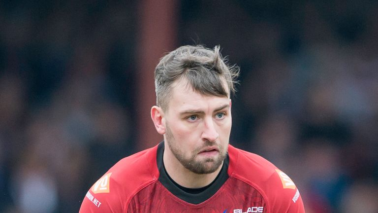 Bradford Bulls release Gregg McNally so he can care for ill wife | Rugby League News |