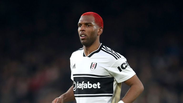 Ryan Babel was handed his Fulham debut against Spurs