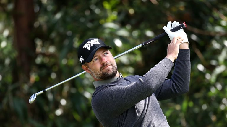 Moore featured in Team USA's winning Ryder Cup side in 2016