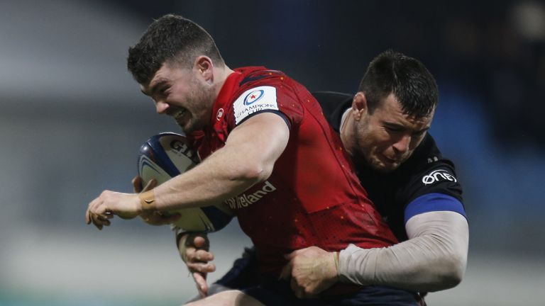 Munster currently lead Pool 2 but have made their lives more difficult with defeat in Castres during Round 4