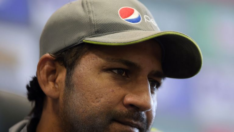 Pakistan captain Sarfraz Ahmed has been suspended for his remarks