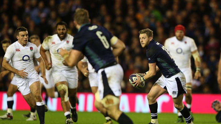 Finn Russell's 'pre-determined' vision was a topic of focus for Jim Telfer