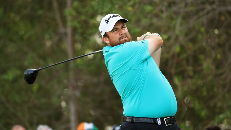 Shane Lowry retains lead heading into final round in Abu Dhabi