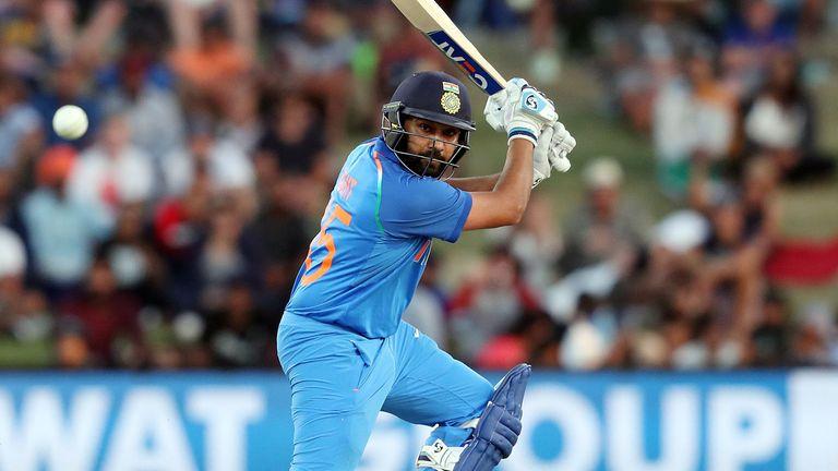 Rohit Sharma has scored 39 ODI half-centuries