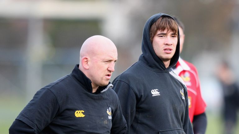 Cipriani has enjoyed a close relationship with Shaun Edwards for years