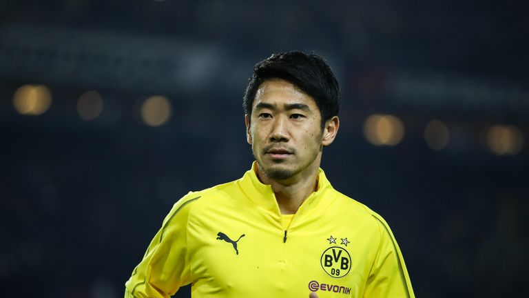 Shinji Kagawa is about to leave Borussia Dortmund for a second time