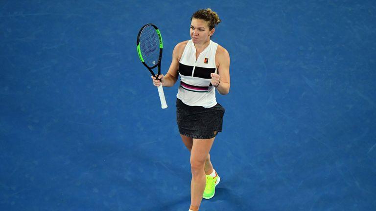 Serena Williams Venus Williams And Simona Halep Into Australian