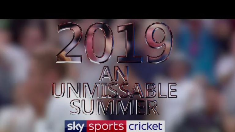 The Cricket World Cup, the Ashes and the Women's Ashes, plus the Vitality Blast, all live on Sky Sports Cricket this summer!