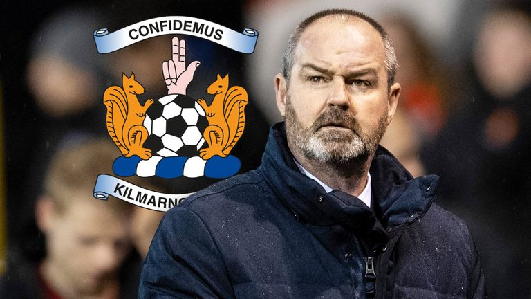 Steve Clarke has transformed expectations at Kilmarnock since taking over in 2017