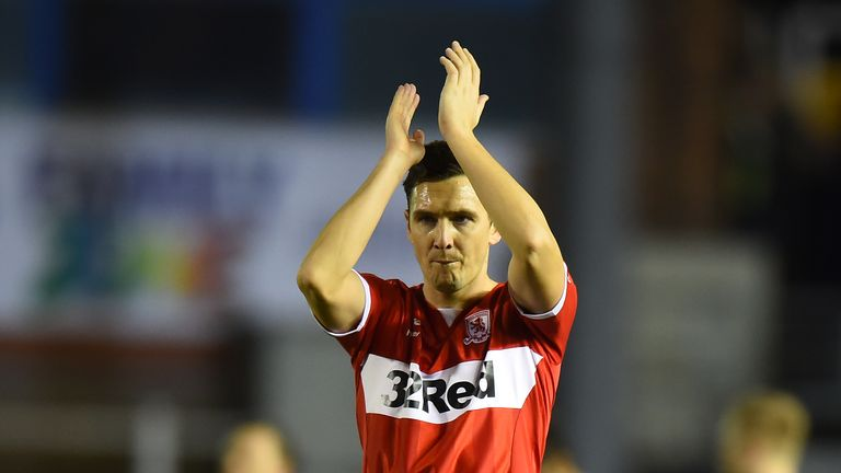 Close to triggering a new contract for Middlesbrough, Stewart Downing has been restricted to appearances from the bench of late