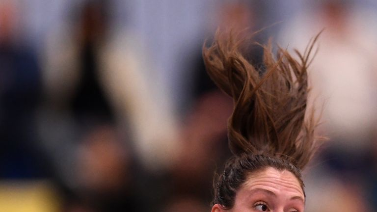 Surrey Storm turned around back-to-back defeats with a win on the road