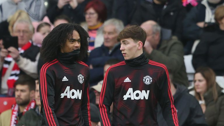 Tahith Chong in Manchester United squad for Reading FA Cup clash - who is the youngster? | Football News |