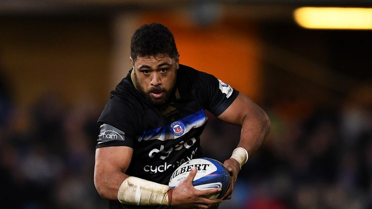 Taulupe Faletau impressed on his return to action against Wasps on Saturday