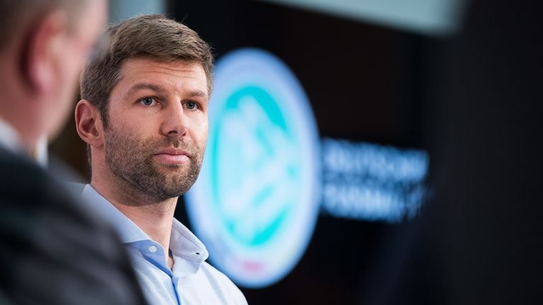 Hitzlsperger took on the role of Ambassador for Diversity at the DFB in May 2017