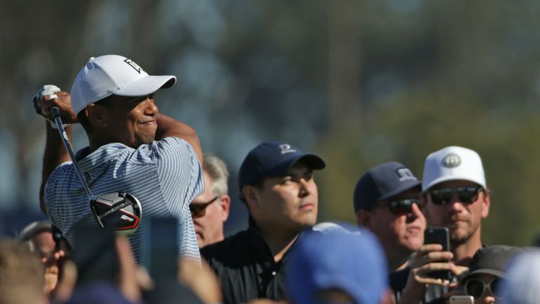 Tiger Woods Hoping Its 13th Time Lucky For Genesis Open Win Golf