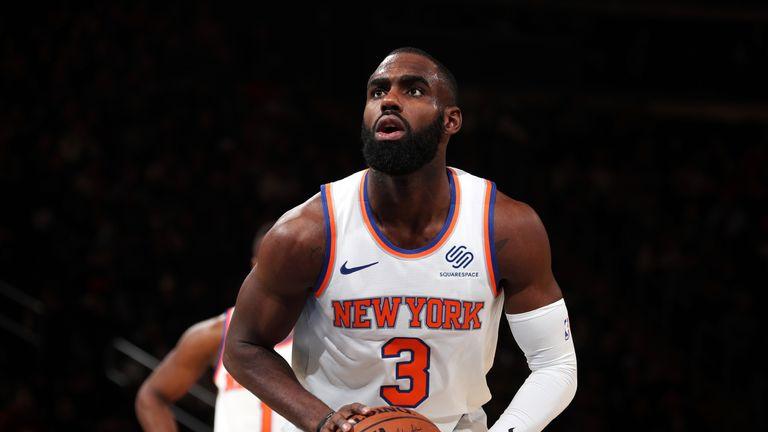 Sky Live: NBA London sees Washington Wizards face New York Knicks  | NBA News |