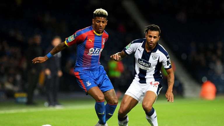 Tyrone Mears could be on his way out of West Brom if Mings arrives on loan