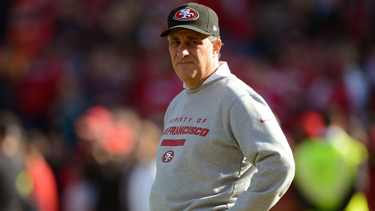 Vic Fangio is a former defensive coordinator for the 49ers