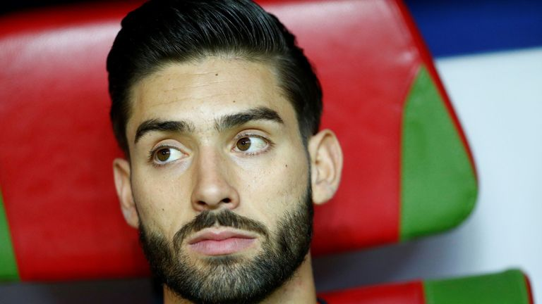 Will Yannick Carrasco join Arsenal?