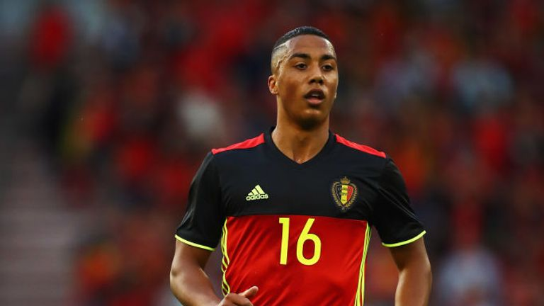 Tielemans was  part of Belgium's 2018 World Cup squad