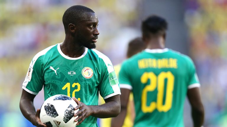 Youssouf Sabaly could be on his way to the Premier League