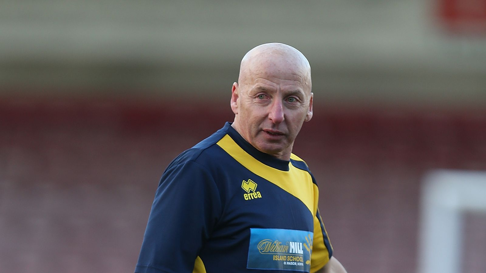 Mickey Thomas 'blown away' by support after announcing