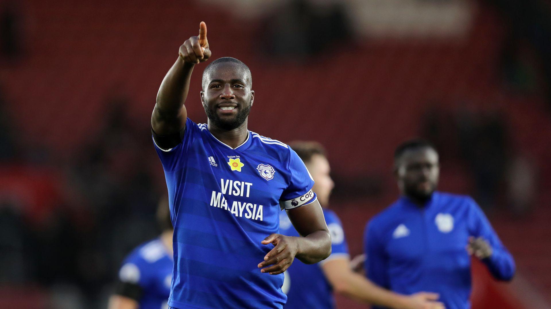 Bamba bullish ahead of restart against old club Leeds
