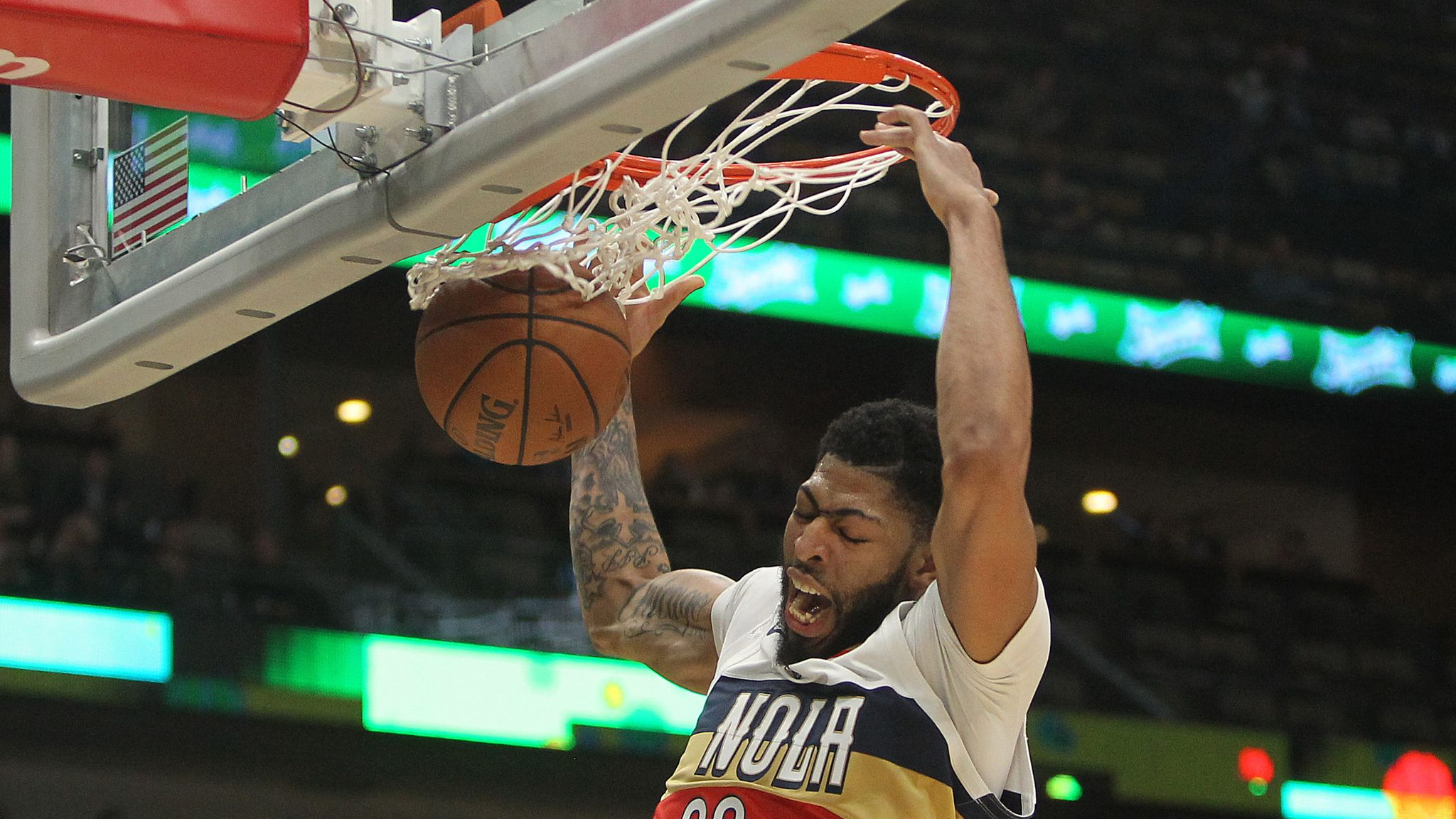 Anthony Davis Has Asked New Orleans Pelicans To Trade Him