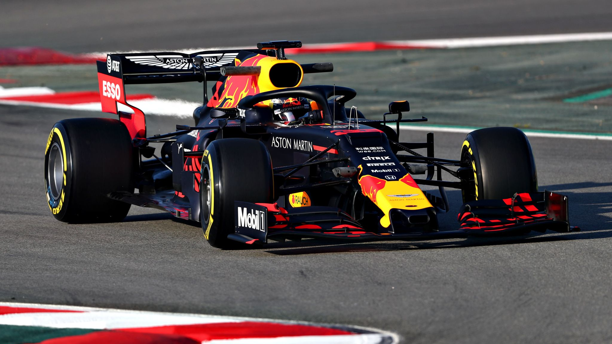 Red Bull Unveil Rb15 F1 2019 Car And Race Livery F1 News