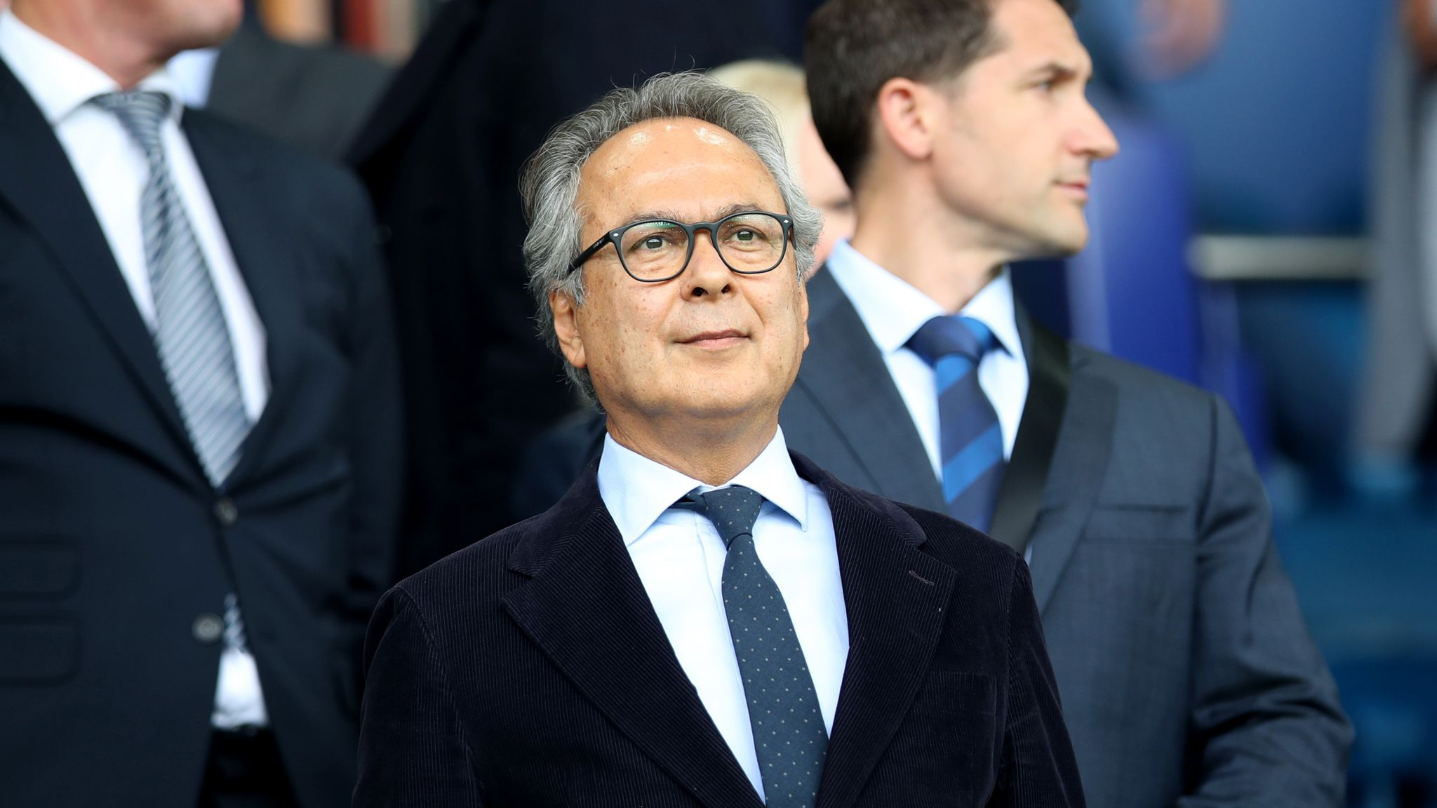 Farhad Moshiri Increases Investment In Everton By £250m