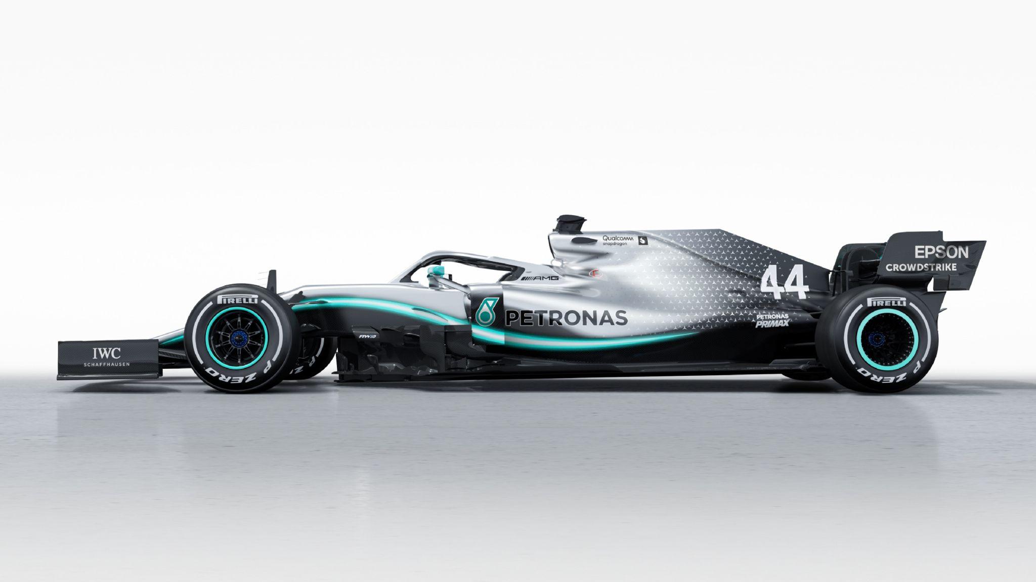Mercedes launch new 2019 Formula 1 car | F1 News