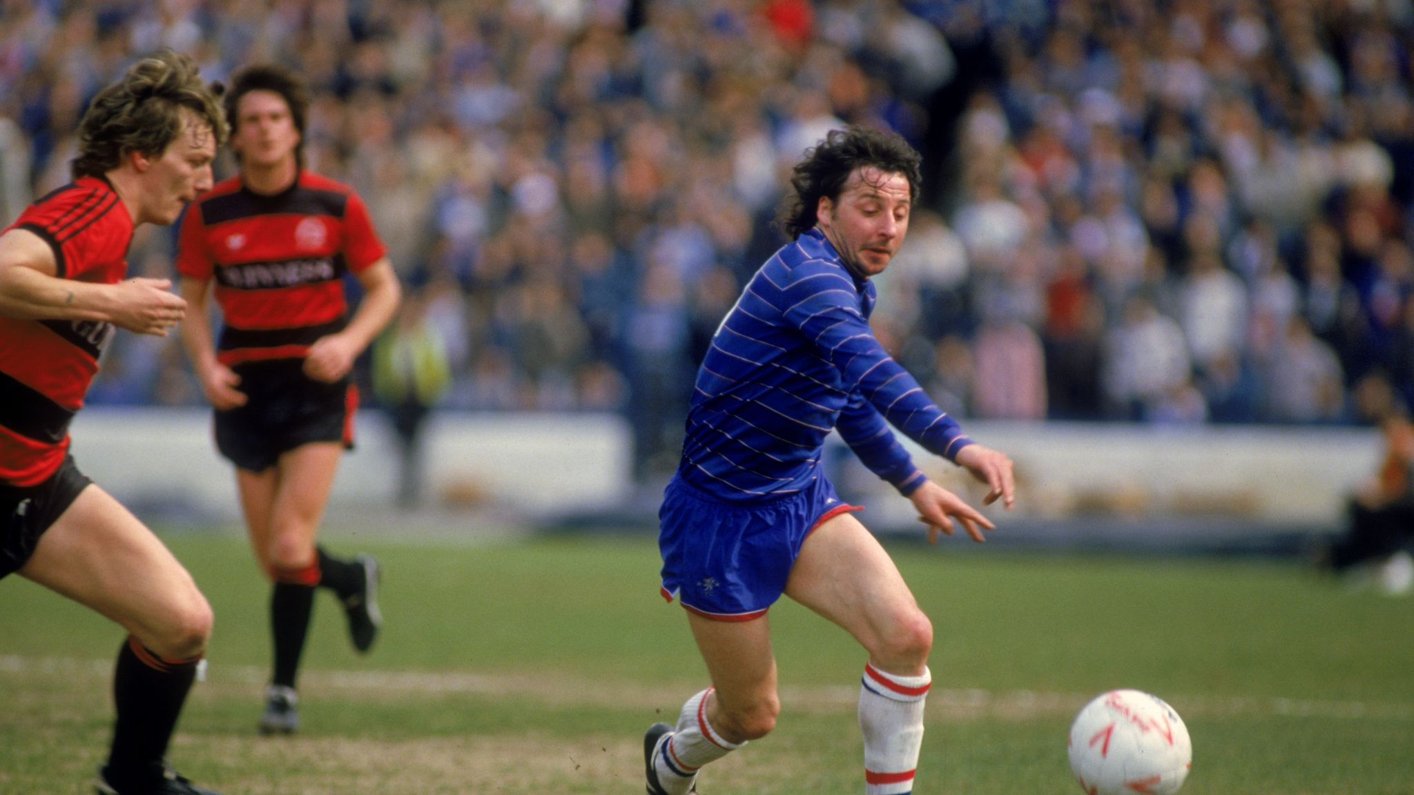 Image result for mickey thomas chelsea