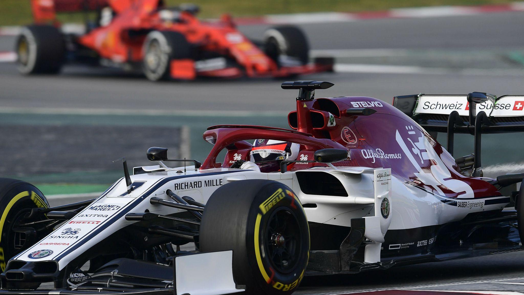 F1 2019: Introducing the new Formula 1 cars | F1 News