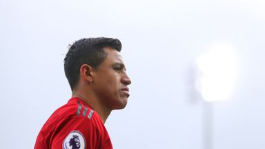 Alexis Sanchez has struggled to rediscover his best form for Manchester United