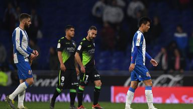 The result did little to help either Espanyol or Huesca's La Liga aspirations