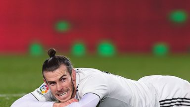 Is Gareth Bale's time at Real Madrid coming to an end?