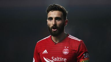 Graeme Shinnie is joining Derby Shinnie on a three-year deal
