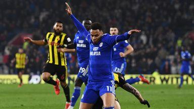 WATCH: Cardiff denied penalty