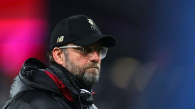 Klopp fined £45,000 for ref comments