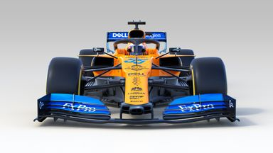 mclaren launch 2019 formula 1 car, the mcl34 | f1 news