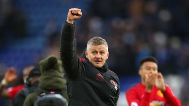 What has Solskjaer changed?