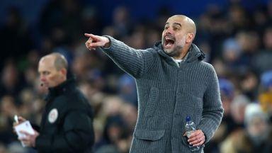 Pep: Chelsea ban won't impact final