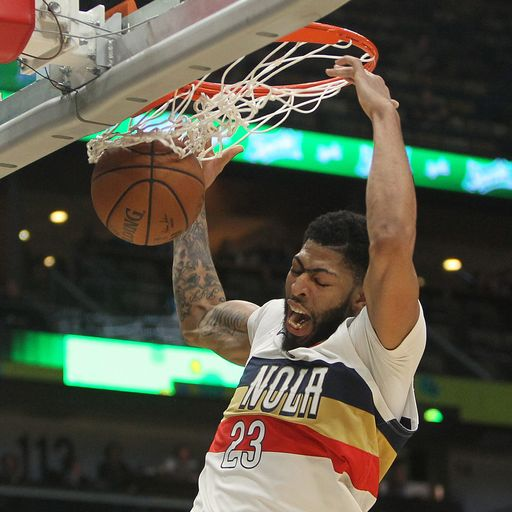 Los Angeles Lakers pull out of trade talks for Anthony Davis | NBA News |