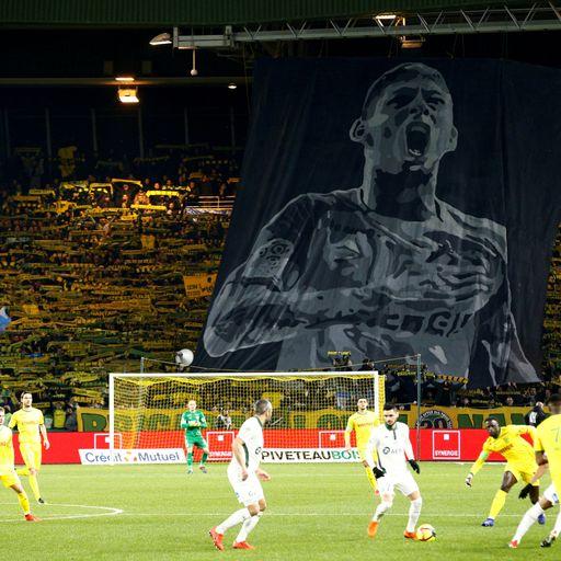 Nantes fined over Sala flare tributes